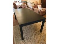 Ikea extendable dining table 8 or 12 seater