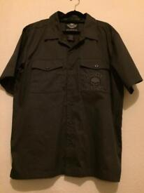 """Harley Davidson Wullie G Shirt. Large. 44"""" Chest."""
