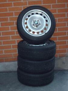 "17"" WINTER SET for BMW ""3-Ser."""