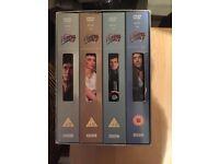 BLAKE 7 COMPLETE BOX SET, UK, 20 DISCS, SERIES 1-4 BBC