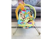 Fisher-price playtime bouncer
