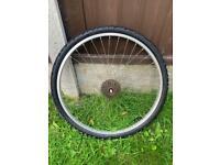 26 inch mountain bike rear wheel