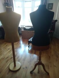 Male and Female Mannequin