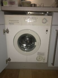 Electrolux EW1200i integrated washing-dryer