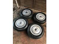 T4 Volkswagen Transporter Wheels