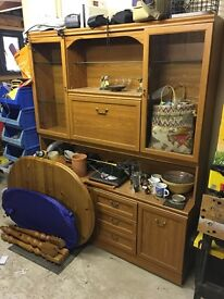 Display cabinet. Good condition. Collect by buyer