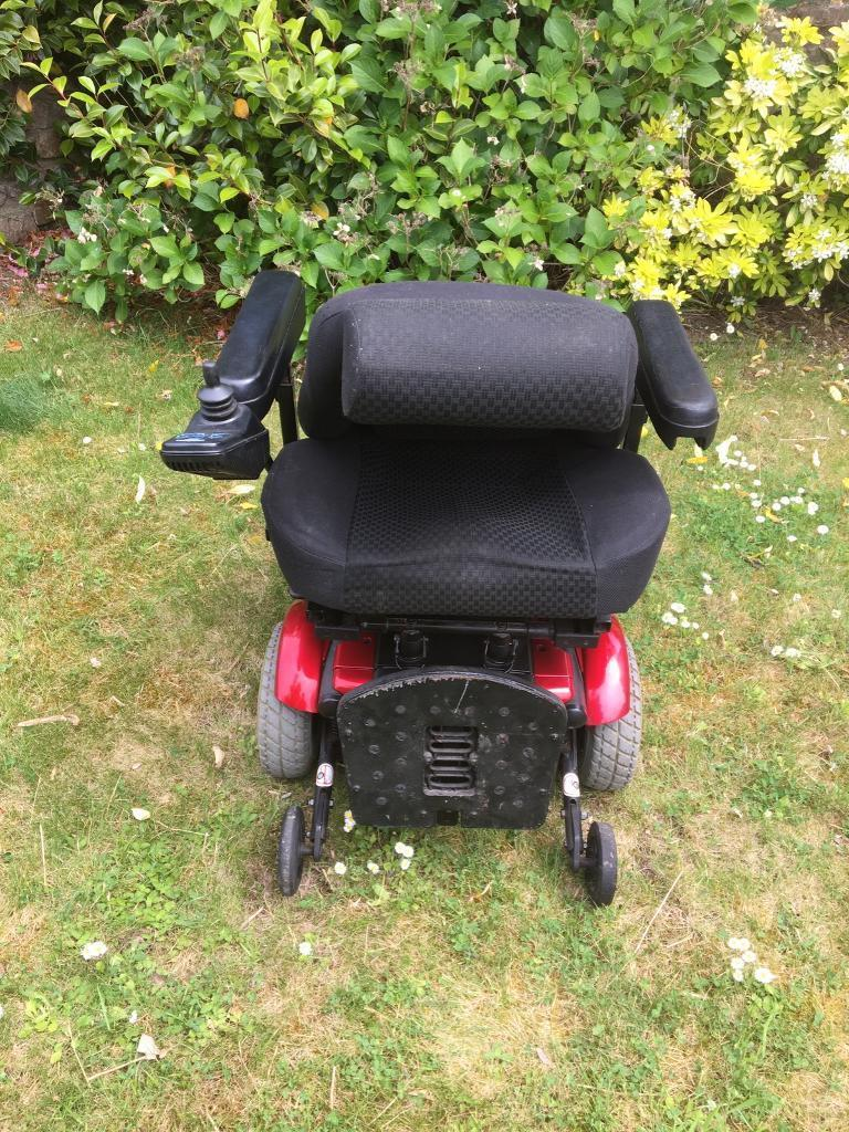Pride Jet 3 ultra powerchair mobility scooter 4mph cheap   in Newton ...