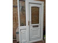 UPVC Door and Frame