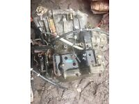 Toyota Corolla or cantina 4A-FE automatic gearbox