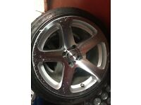 "15"" Alloy wheels Polo Lupo"