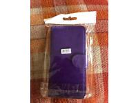 LG K8 2017 Purple Phone Cover. New