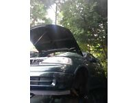 2001 VAUXHALL ASTRA 1.6 16V PETROL BREAKING FOR PARTS