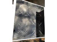 Indesit halogen ceramic electric cooker 60cm free delivery