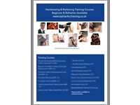 Hairdressing Barbering Beginner and Refresher Course Oxfordshire Buckinghamshire Berkshire