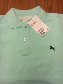 H&M boys polo shirt various sizes