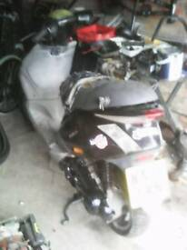 Moped Zip 50cc 4 stroke