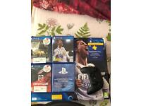 Ps4 pro 1 TB fifa edition with free 365 day playstation membership