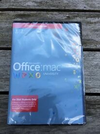 Office for Mac 2011 - never opened