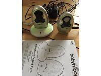 Babymoov Digital Green (low emission power) Baby Monitor