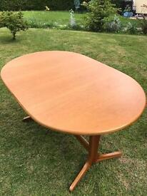 Teak Extending Dining Table £50