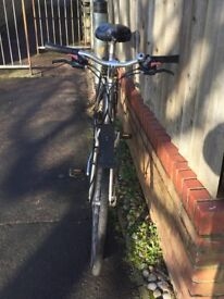 Lovely bike working good condition.