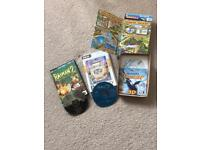 3 PC games - Hotel Giant , Rayman 2 and Seaworld Tycoon