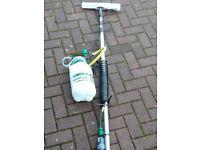 window cleaning pole