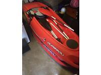 BIC Ouassou Sea/Fishing kayaks