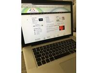 "MacBook Pro 15"" 2.3 GHz Intel Core i7 16GB RAM"