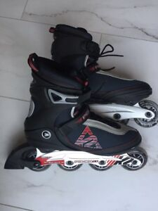 K2 like new rollerblades. size 10