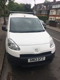 Peugeot Partner 2013 in Great Condition with 1 year MOT
