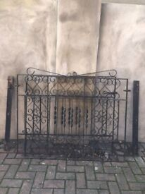 Pairs Iron gates for sale