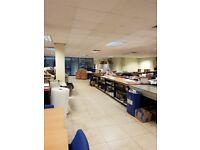 2500 sq ft (40 - 50 desks) office space to let in Bermondsey/London Bridge (SE1) - ONLY £8,000 PCM