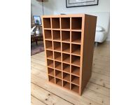 Wine Storage Rack, can suit fitted kitchen