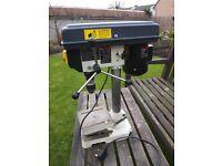 axminster bench drill 1/4 hp