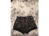 Pretty Little Thing Sequin Hot Pants