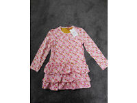 New with Tags Mini Club tunic top/dress 4-5 years
