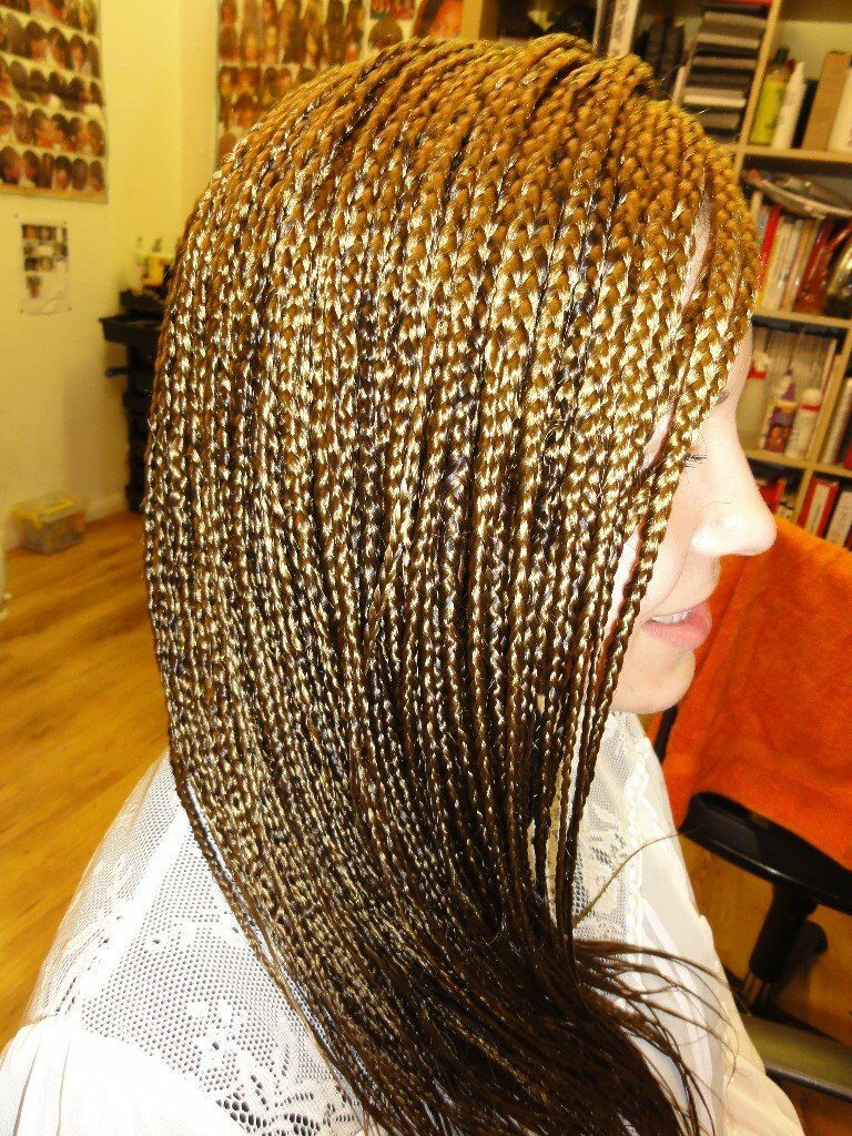 Looking For Somebody To Do Medium Box Braids With Feather Tips