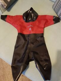 Children's Dry Suit - Hammond Shortie Dry Suit