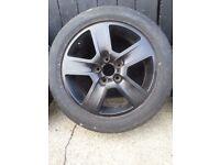 16 inch wheels/ rims/ tyres 5x112
