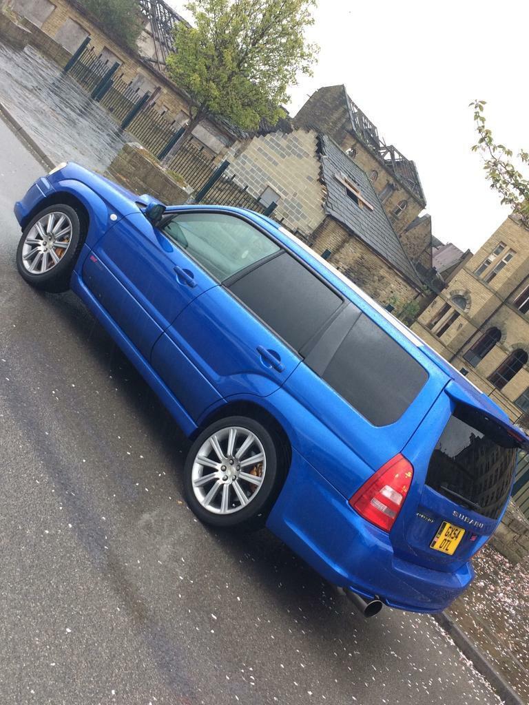 Subaru Forester STI version 8 JDM Import | in Bradford, West Yorkshire |  Gumtree