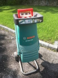 BOSCH - ATX Rapid 2200 - Garden Shredder