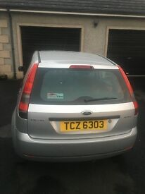 Ford Fiesta 2002 for sale
