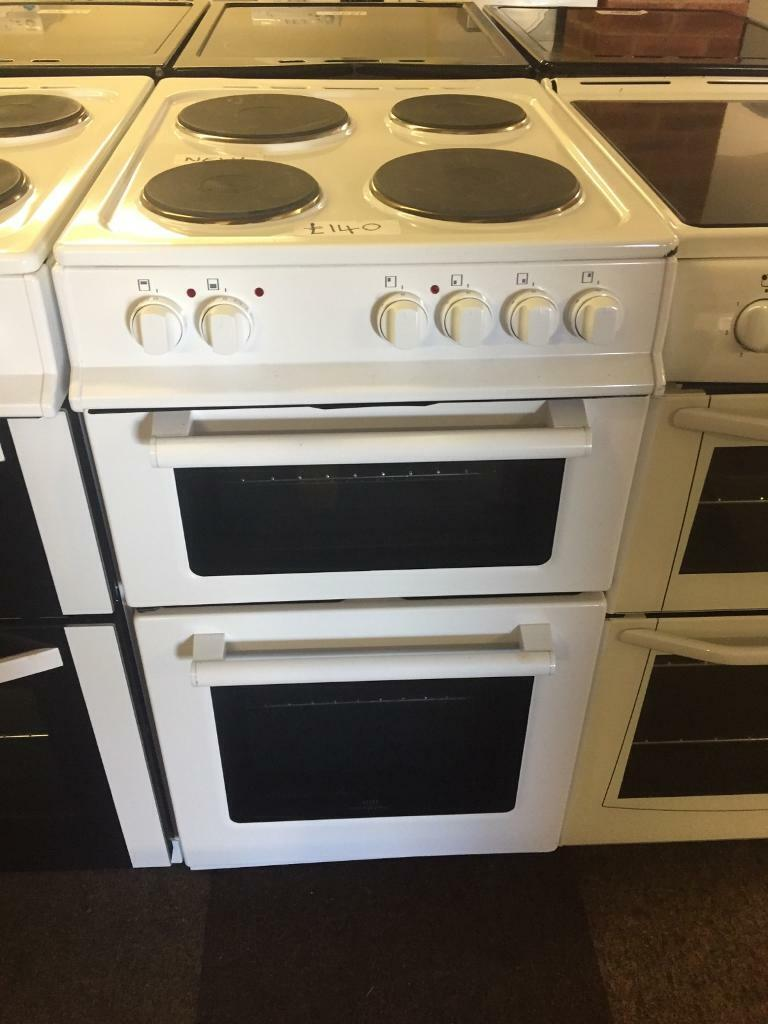 NEWWORLD 50CM ELECTRIC COOKER WHITE FACTORY ... 0aa51badbee20
