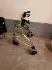 Mobility walker aide