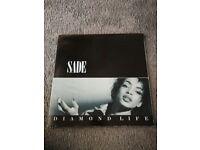 Sade Diamond Life vinyl lp