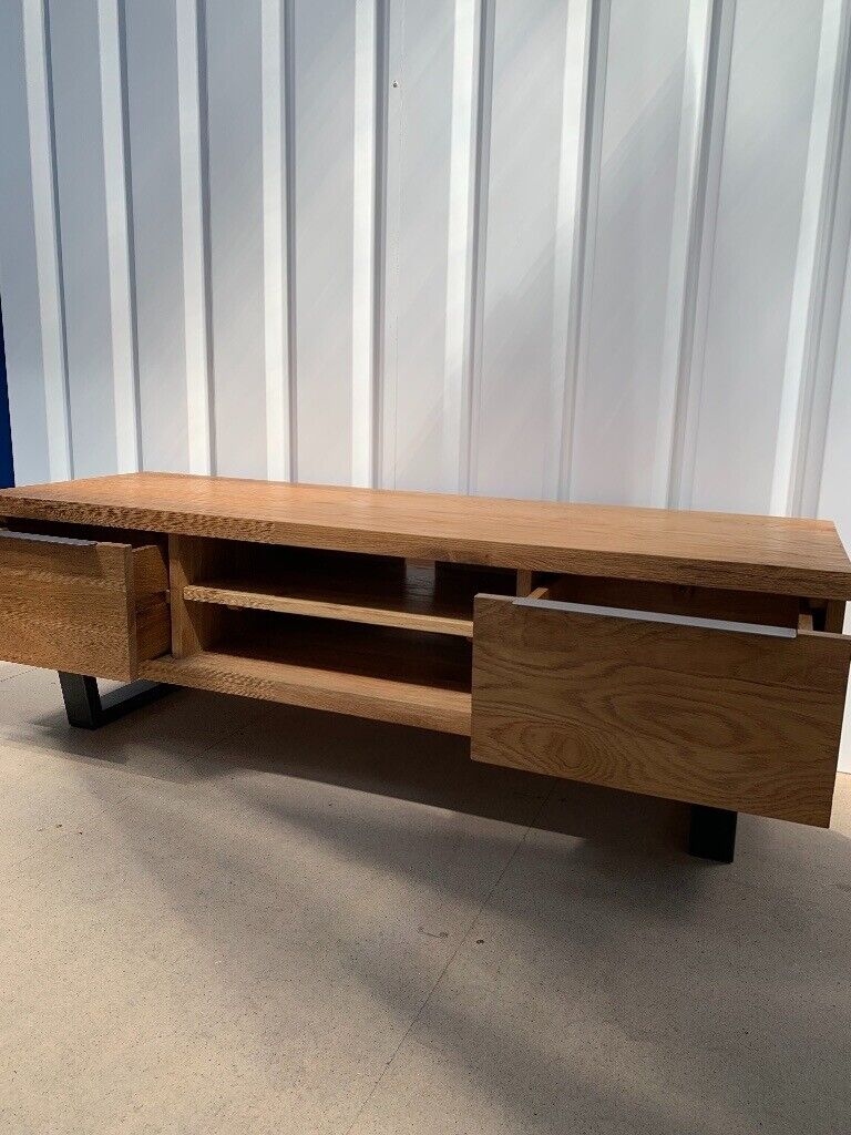 """the best attitude 01496 a9b30 Calia TV stand (Oak) for 60"""" TV 