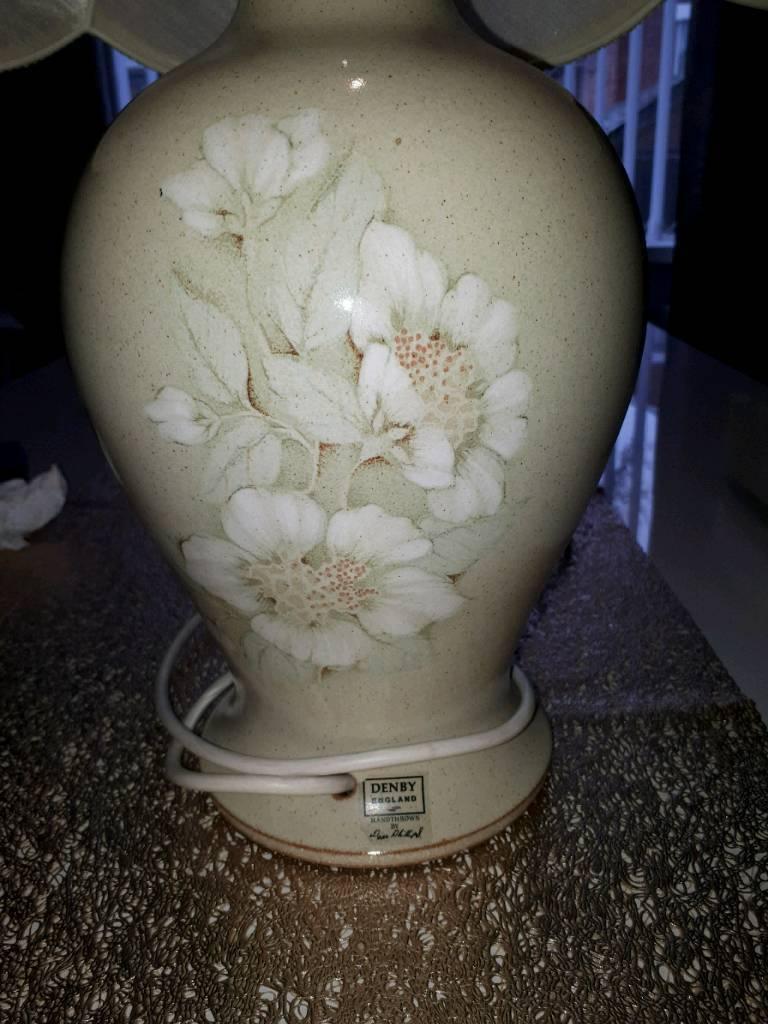Large Denby Table Lamp Full Working Order In Sydenham Belfast Gumtree