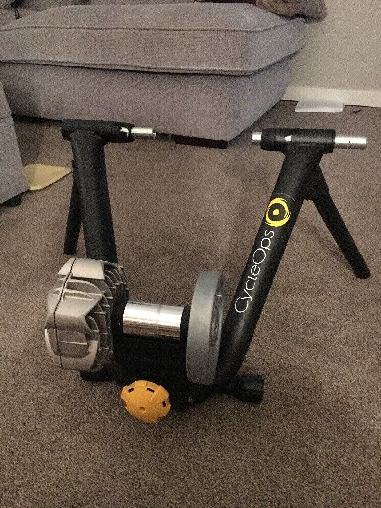 Cycle ops fluid 2 turbo trainer