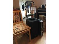 Small storage space WANTED for a trolley with a speaker and some equipment. STRICTLY CENTRAL LONDON